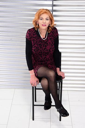 Deutschland crossdresser Janet L.